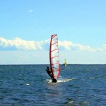 Camp Colone Windsurfing